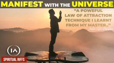 The Most Powerful Way to Manifest | Manifest with The Universe [JUST DO THIS!!]