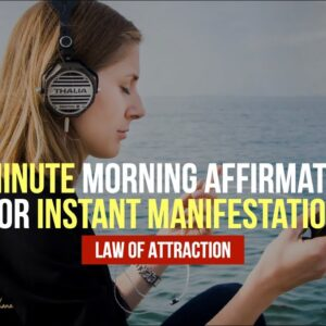 10 Minute Affirmations to Manifest Your Goals Dreams & Desires in 2021 | Listen to Every Morning