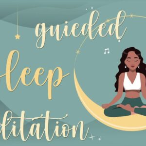 10 Minute Guided Sleep Meditation (female voice)