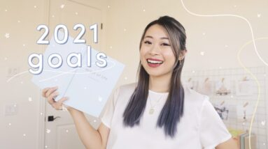 2021 Goals: Plan With Me for the New Year