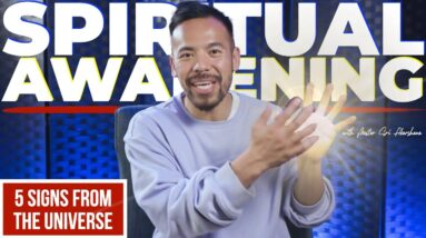 5 Signs You Are Going Though a Spiritual Awakening