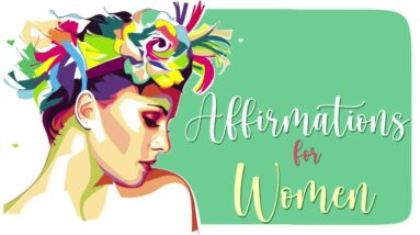 Affirmations for Women | 10 Minute Guided Meditation