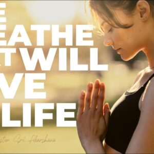 Achieve Ultimate Peace & Bliss During Tough Times | One Breath that Will Save Your Life!