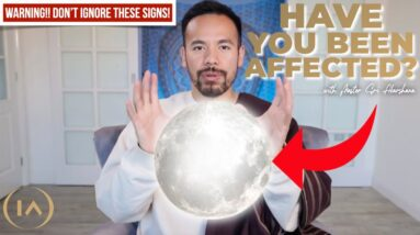 Have You Been Affected by The Full Moon? [WARNING! Don't Ignore These Signs!]