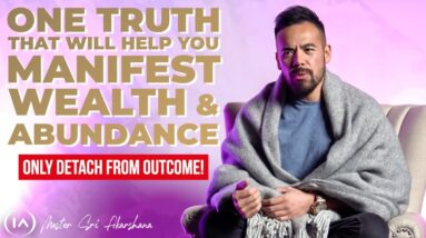 Spirituality Should NOT Be About Detachment | SHOCKING TRUTH!! Will Allow You to Manifest Abundance