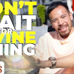 Stop Waiting for Divine Timing from The Universe! | Instead Do This! [Speed Up Your Manifestation]