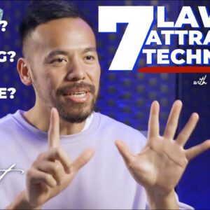 7 Law of Attraction Techniques to Manifest Anything You Want in Life [MUST TRY!!]