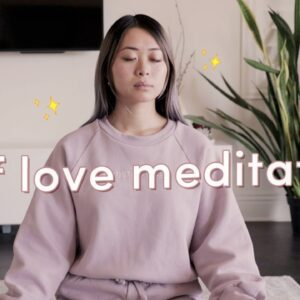 Guided Meditation for Self Love 💗