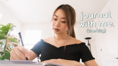 Journaling to Find Yourself: Prompts for Self Discovery (Interactive)