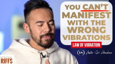 Don't Let Your Vibrational Frequency Affect Your Reality | If You Ever Face Negativity - Watch This!