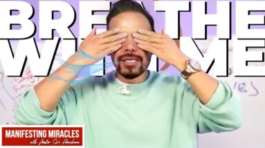 Breathe with Me   Simple Practice to Increase Your Intuition Powers [Raise Your Consciousness]