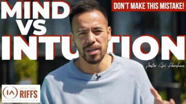 Maybe it's NOT Your Intuition | Don't Make This Mistake!