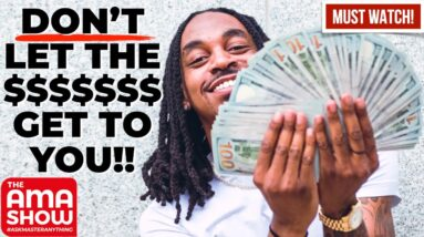 WARNING! Before You Manifest a Million Dollars.. NOTE to Stay Humble! [REAL TALK! - MUST WATCH!!]