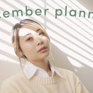 Plan With Me: December 2020