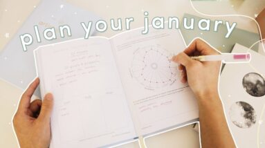 Plan With Me: January 2021