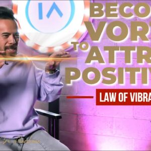 Create a Manifestation Vortex with Your Vibrational Frequency | Powerful Way to Attract Positivity