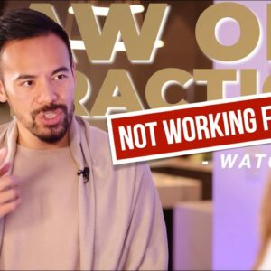 Universe Can Only Give You What You Want When Your Vessel is Ready to Receive | Law of Attraction