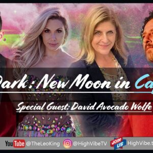 After Dark: New Moon in Capricorn with Special Guest David Avocado Wolfe
