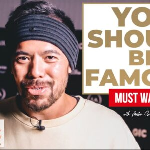 If You Are Spiritual You Should Want to Be Famous | Is This Even Right?