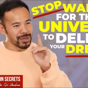 Don't Wait for The Universe to Deliver Your Manifestation | Maybe This is Why it's Taking So Long..