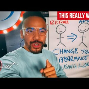 3 Ways to Manifest & Change Your Appearance Using Law of Attraction [THIS REALLY WORKS!!]