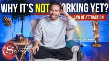 3 Reasons Why Your Manifestation Has NOT Happened Yet | Law of Attraction
