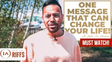 The One Fight You Can Never Win | A Message That Will Change Your Life!