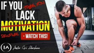 You DON'T Need Motivation to Be Successful in Life [BUT YOU DO NEED THIS!!]