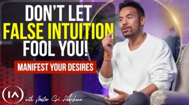 Don't Let Your Ego Mind Stop You From Manifesting Your Dreams