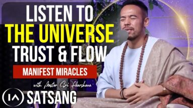 Signs The Universe is Speaking to You | Are You Ready to Trust Your Intuition? [Manifest Miracles]