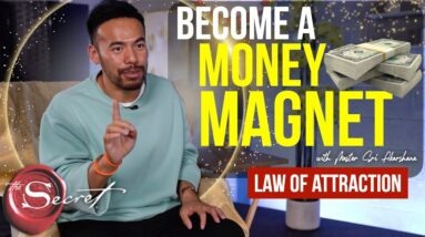 Powerful Secrets to Becoming a MONEY MAGNET [Law of Attraction]