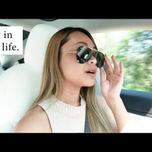 productive day in my life vlog (work-life balance)