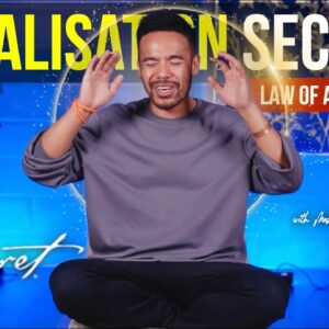 EVERYTHING You Visualize Will Come True | 3 Powerful Steps You MUST TRY!! [Law of Attraction]