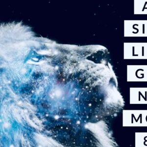 ALL SIGNS! New Moon/Lions Gate Message. Time stamped 🦁