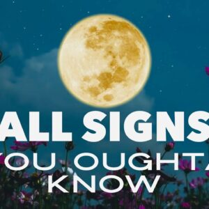 ALL SIGNS timestamped! Full Moon 8/22 YOU OUGHTA KNOW