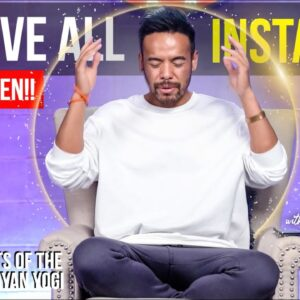 Mindfulness HACK! Instantly Clear the Mind for Better Manifestations | Mystics of The Himalayan Yogi