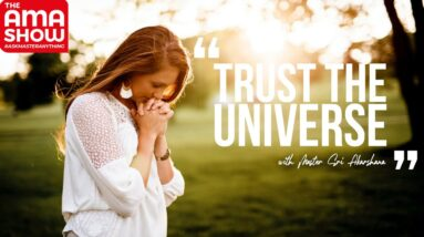 Find it Hard to TRUST the Universe - Watch This! [Law of Attraction]