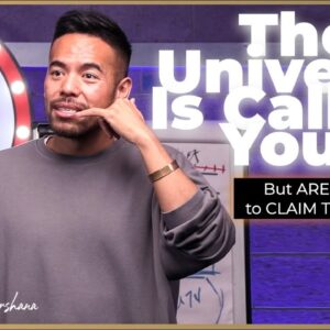 You MUST Learn How to 'CLAIM YOUR MANIFESTATION' from The Universe