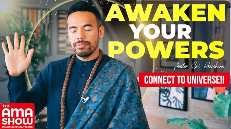 Awaken Your Intuition & Connect with The Universe [Must Watch!!]
