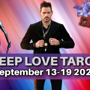 Deep Love Tarot and Weekly Astrology: Mars in Libra, Full Moon in Pisces