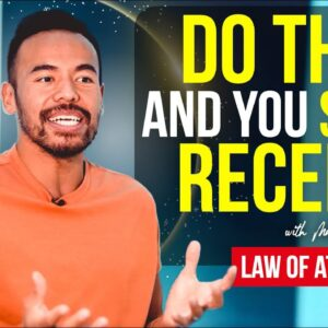 Prepare Your Human Vessel First.. The Rest Will Manifest! [Law of Attraction]