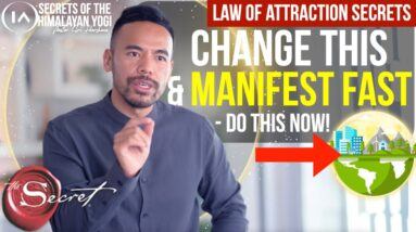 Optimize Your Manifestations by Creating a High Vibrational LOA Environment [Do This Now!]
