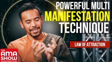 Manifesting Multiple Desires at The Same Time | Law of Attraction
