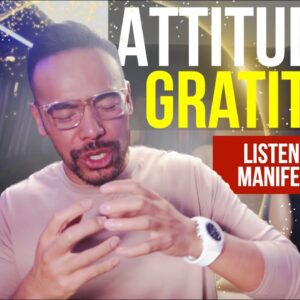What You Appreciate Appreciates | How Gratitude Can Change Your Life! [Law of Attraction]