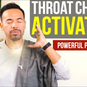 How to Open Your Throat Chakra | Powerful Activation [Find Your Truth!!]