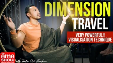 Can We Go Back in Time? Dimension Travel | Powerful Visualisation Technique [MUST WATCH!!]