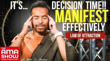 It's Time to Manifest Miracles and Opportunities into Your Life!! [Law of Attraction]